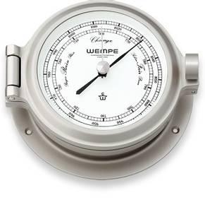 Bilde av Wempe Nautik: Barometer - mattforniklet