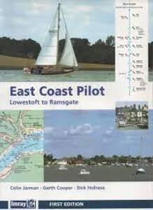 Bilde av East Coast Pilot - Lowestoft to Ramsgate