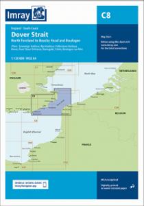 Bilde av C8: Dover Strait - North Foreland to Beachy Head