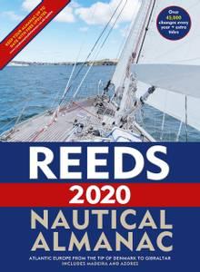 Bilde av Reeds Nautical Almanac 2020