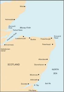 Bilde av C23: Firth of Forth to Moray Firth