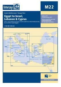 Bilde av M22: Egypt to Israel, Lebanon and Cyprus