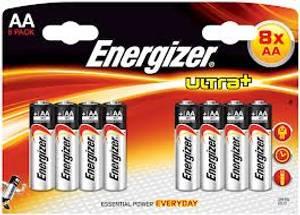 Bilde av Energizer LR6/AA - 8 pack